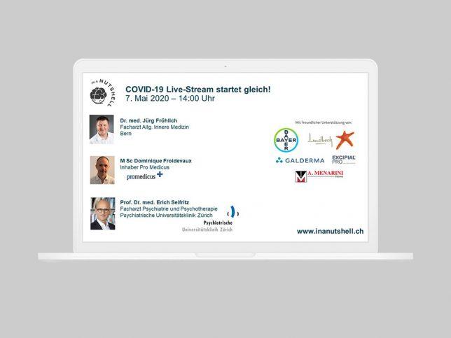 COVID-19 Live-Stream vom 7.5.2020, Psychische Folgen von COVID-19
